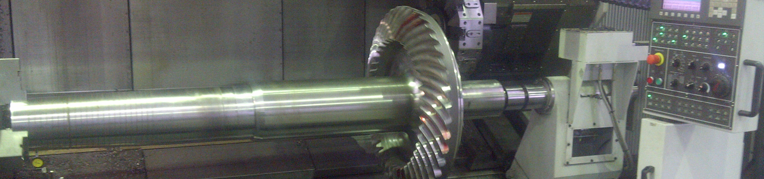 CNC Helical Spiral Gear
